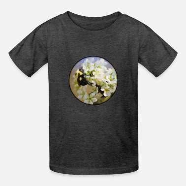 Bee Painting - Kids' T-Shirt