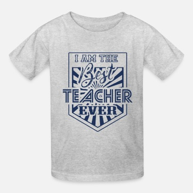 Teaching Teach - Kids' T-Shirt