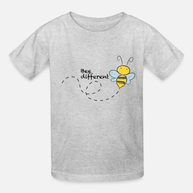 Different bee different - Kids' T-Shirt