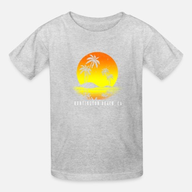 Beach Huntington Beach California - Kids' T-Shirt