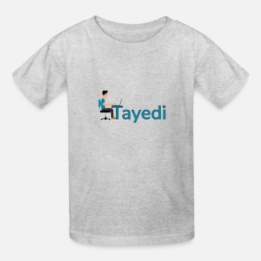 Tayedi the make money online search engine - Kids' T-Shirt