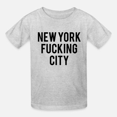 City NYC - Kids' T-Shirt