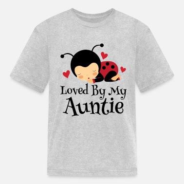 Shop Aunt Baby Shower T Shirts Online Spreadshirt