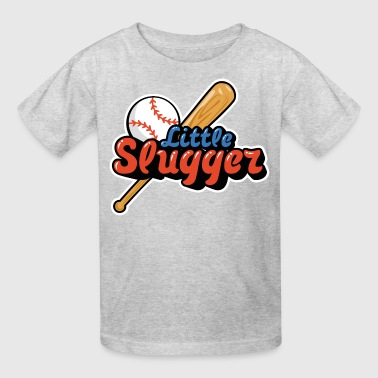 Sluggers Little Slugger - Kids' T-Shirt