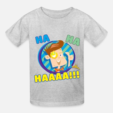 Fun FUNnel Ha Ha Kids Premium T-Shirt - Kids' T-Shirt