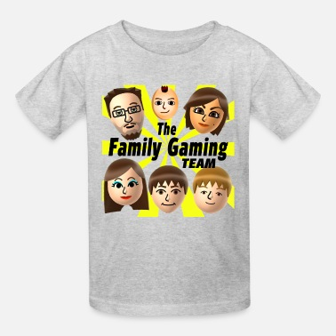FGTEEV The Family Gaming Team  - Kids' T-Shirt
