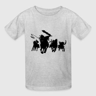 horsemen - Kids' T-Shirt