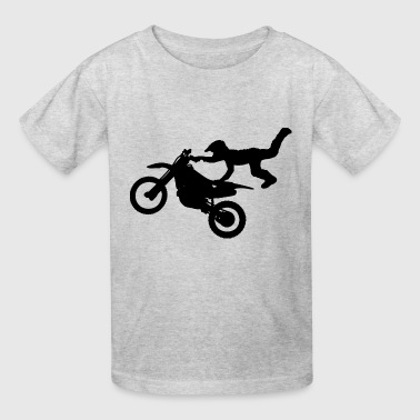 MOTOCROSS STUNTMAN BIKE - Kids' T-Shirt