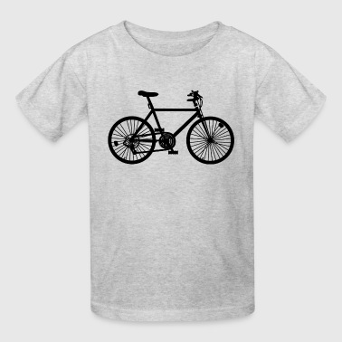 Bike Biking Cycling Cyclist USA T-shirts - Kids' T-Shirt