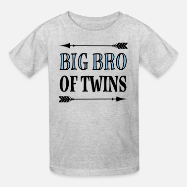 Big Brother To Twins Big Brother of Twins - Kids' T-Shirt
