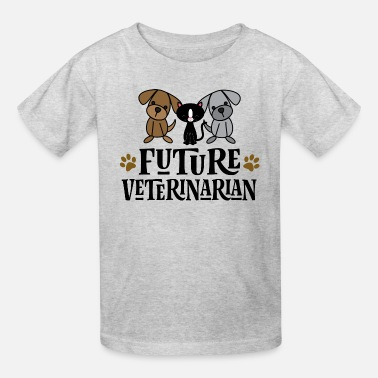 Animal Doctor Future Veterinarian Animal Doctor - Kids' T-Shirt
