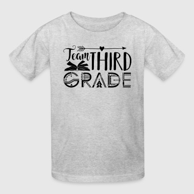 3rd Grade Teacher Shirt - Kids' T-Shirt