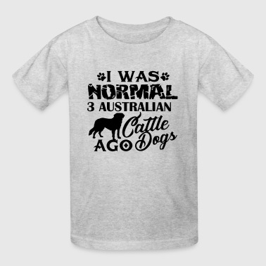 Australian Cattle Dogs Shirt - Kids' T-Shirt