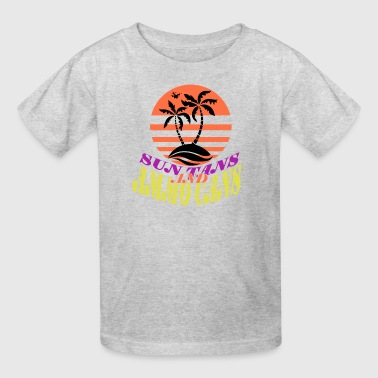 Sun Tans and Ammo Cans - Kids' T-Shirt