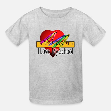 Elementary Kindergarten Elementary High School Teacher T'S - Kids' T-Shirt