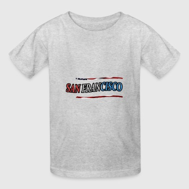 San Francisco - Kids' T-Shirt