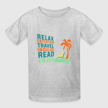 Retirement Retirement Home Classic Retirement Retire Retired Relax - Kids' T-Shirt
