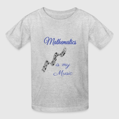 mathematics - Kids' T-Shirt