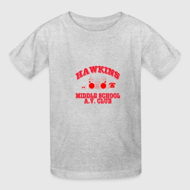 Hawkins Middle School - Kids' T-Shirt