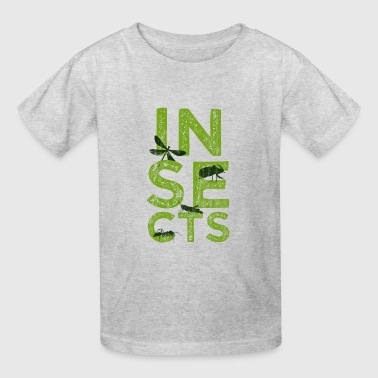 Insects - Kids' T-Shirt