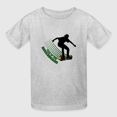 Year of the Hoverboard Design - Kids' T-Shirt
