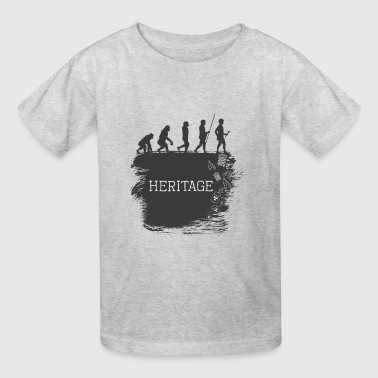 Heritage - Kids' T-Shirt