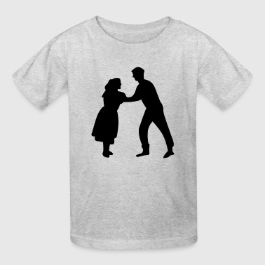 dancers - Kids' T-Shirt
