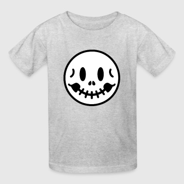 Smiley Skull Smiley Skull - Kids' T-Shirt