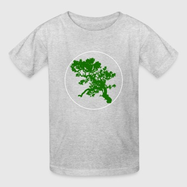 Bonzai Tree Small Nature Lovers Birthday Gift Tee - Kids' T-Shirt