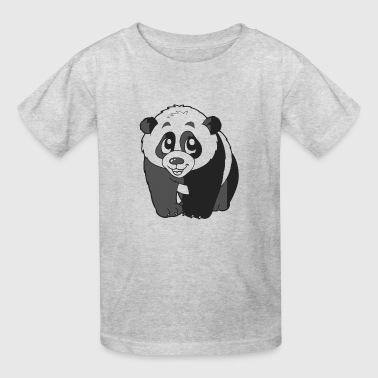 Giant panda - Kids' T-Shirt