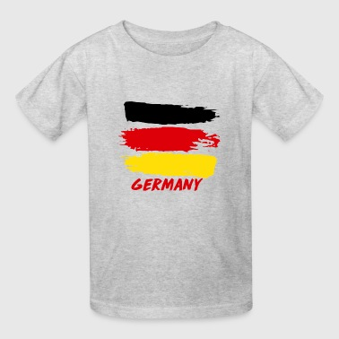 German flag designs - Kids' T-Shirt