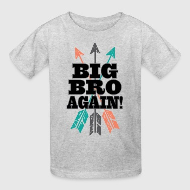 Big Brother Again Big Brother Again Tribal Arrows - Kids' T-Shirt