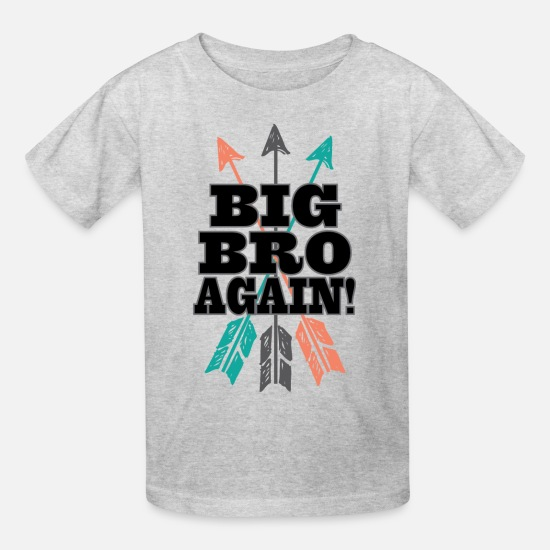 31c036c1be31d Big Brother Again Tribal Arrows Kids' T-Shirt | Spreadshirt