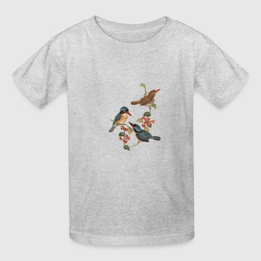Bird apparel, Bird Shirt,Bird Stuff & Birds---- - Kids' T-Shirt