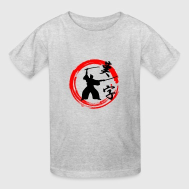 Samurai - Kids' T-Shirt