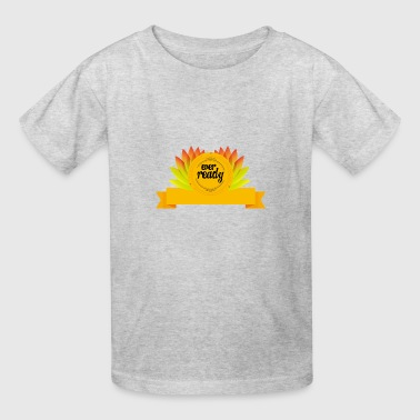 ready - Kids' T-Shirt