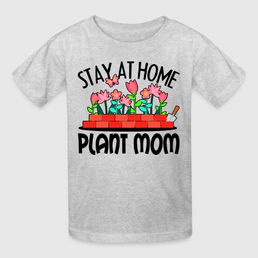 Gardening Plant Mom Shirt - Kids' T-Shirt