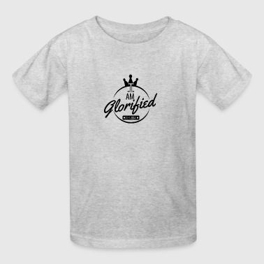 I am glorified - Kids' T-Shirt