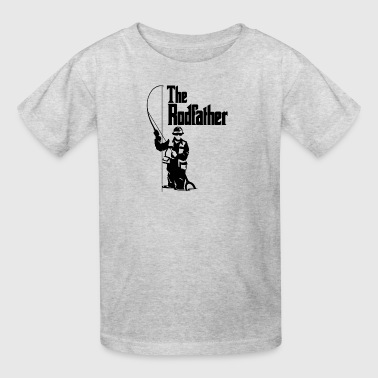 The Rodfather Fishing The Rodfather Fishing - Kids' T-Shirt