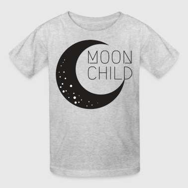Moon Child - Kids' T-Shirt