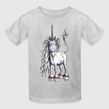 Mystic Unicorn - Unicorns - Cartoon - Gift - Kids' T-Shirt
