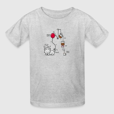 Instant Coffee - Kids' T-Shirt