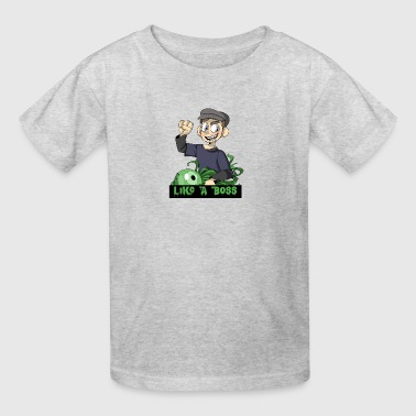 Like A Boss - Kids' T-Shirt