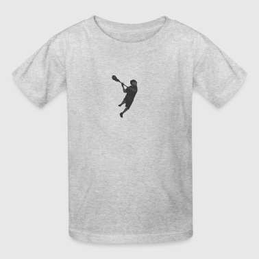 Lacrosse Player - Kids' T-Shirt