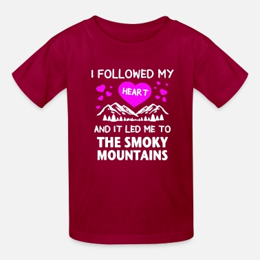 2057d700 Led Me To The Smoky Mountains Tee - Kids' T-Shirt