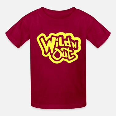 Wild wild and out - Kids' T-Shirt