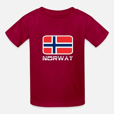 Norway Norway Flag - Kids' T-Shirt