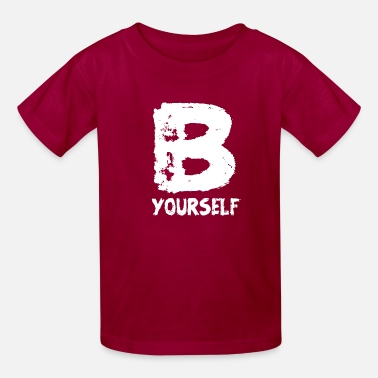 Yourself Be Yourself - Kids' T-Shirt