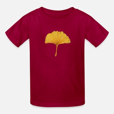 O Ginkgo Leaf Tree - Kids' T-Shirt