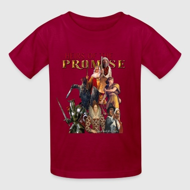 Heirs of the Promise - Kids' T-Shirt
